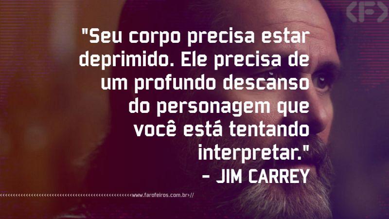 Pensamento - Jim Carrey - Blog Farofeiros