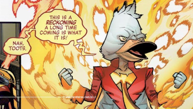 Howard o Pato Fênix - Avengers #41 - Marvel Comics - Outra Semana nos Quadrinhos #28 - Blog Farofeiros