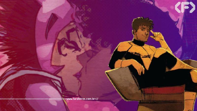 Mancha Solar é o Brasil nos X-Men - Marvel Comics - Blog Farofeiros - #XMenVote