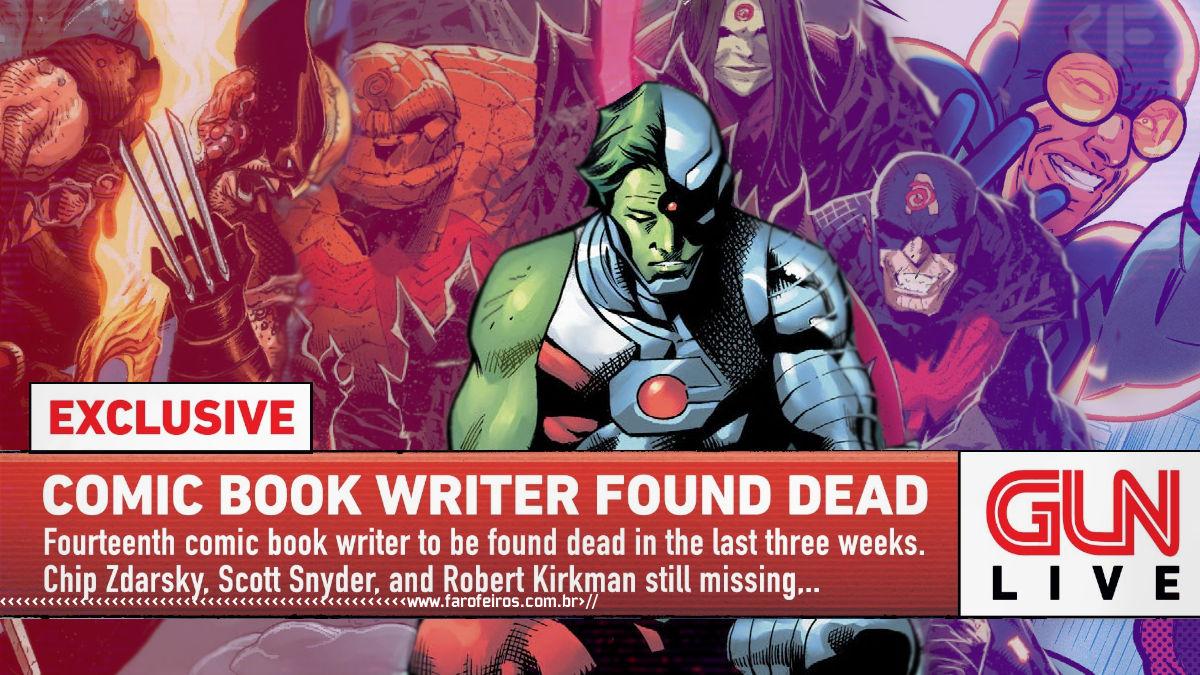 Outra Semana nos Quadrinhos #28 - Blog Farofeiros