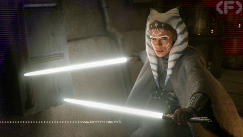 Star Wars - The Mandalorian é melhor que os filmes - 3 - Ahsoka - Blog Farofeiros