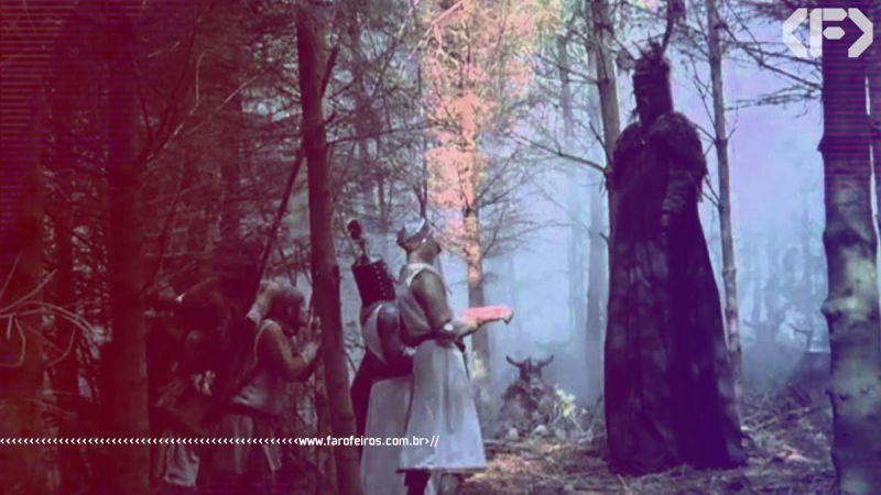 Os Cavaleiros do Aguardem - Blog Farofeiros