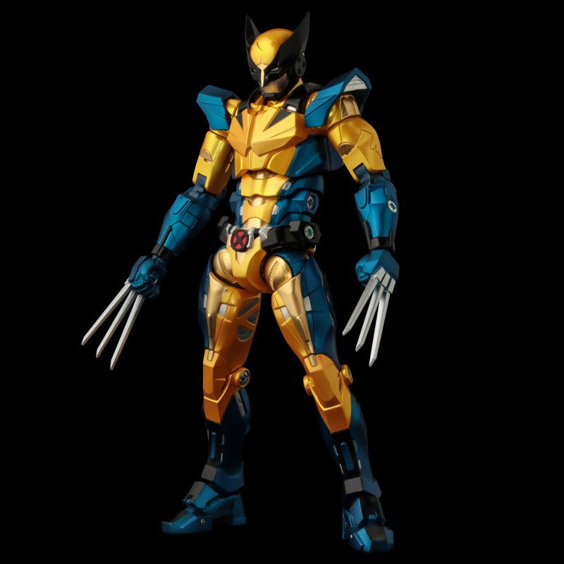 Wolverine Fighting Armor - Sentinel - Blog Farofeiros