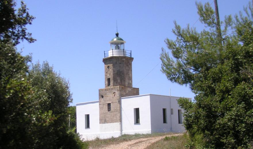 Katakolon Lighthouse