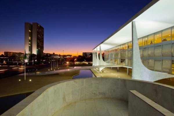 Fachada do Palácio do Planalto (Roberto Stuckert Filho/PR)