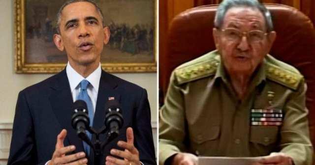 Obama e Raul Castro: Noticia da volta das relações tomou de assalto o panorama mundial (reprodução)