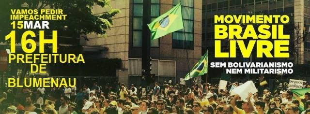Divulgação (Fonte: Movimento Brasil Livre)