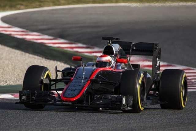 Jenson Button e o McLaren: Susto de Alonso e problemas constantes tiraram o sono da equipe (Xavi Bonilla/Grande Prêmio)