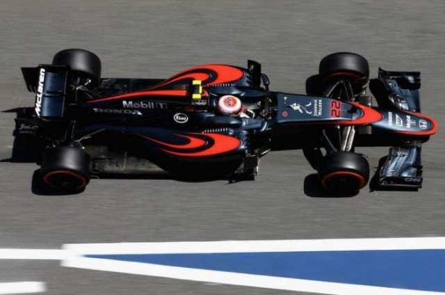 McLaren de Button: De cara nova, e com a paciência nipônica de sempre (AP)