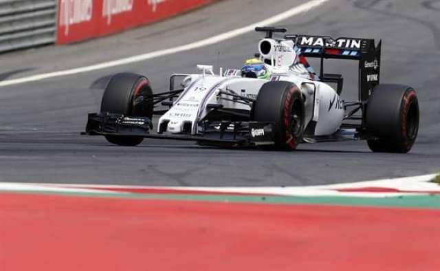 Um bom treino e um pit stop desastroso de Vettel deram a Massa o 40º pódio da carreira (AP)