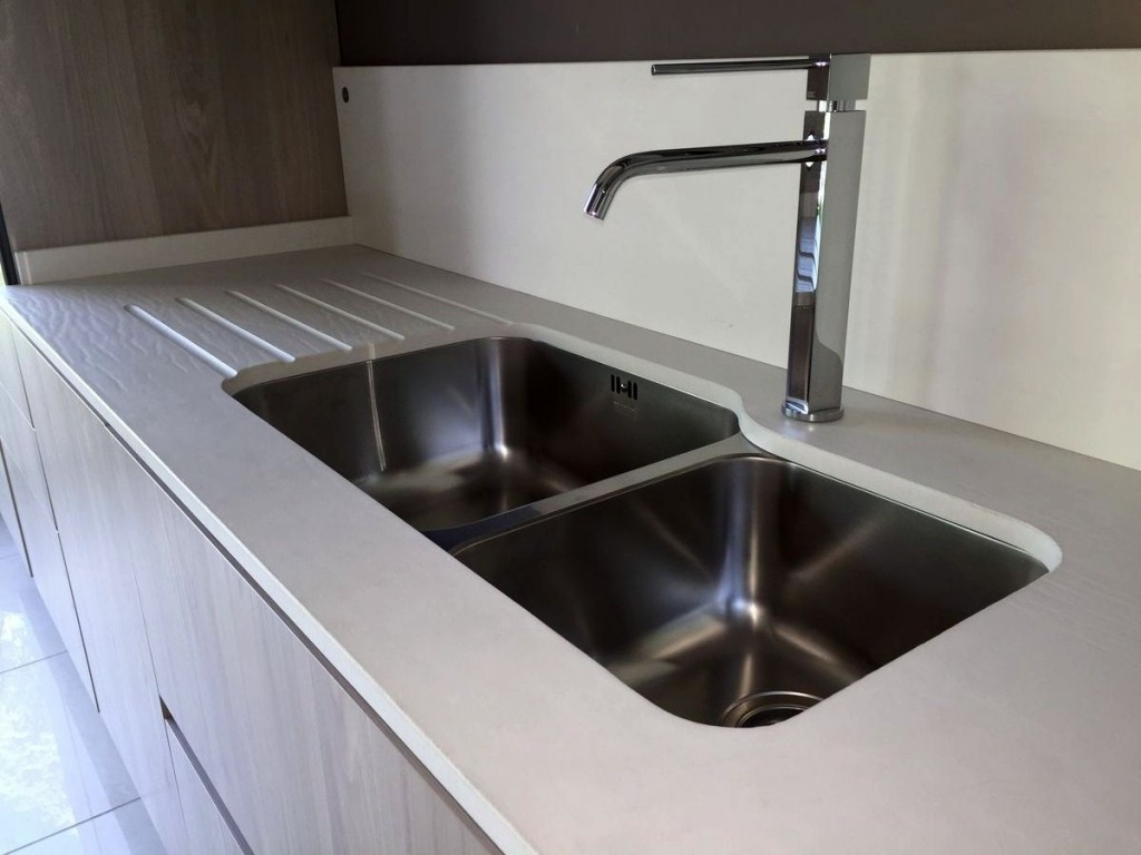 Cucina AK02 Arrital pergamena e creta  Farolfi Casa