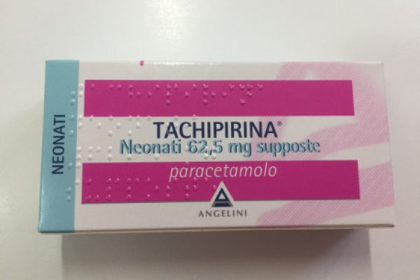 Come usare Tachipirina supposte 62,5 (neonati)