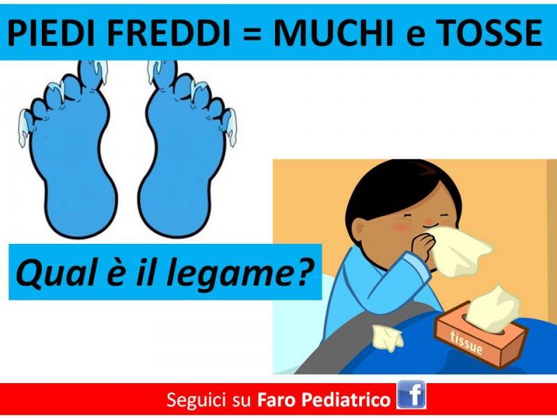 Piedi Freddi A Letto.Piedi Freddi Muchi E Raffreddore Qual E Il Legame Pediatria E