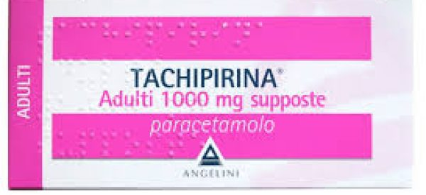Come usare Tachipirina supposte 1000