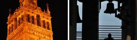 Torre La Giralda em Sevilha