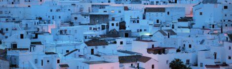 Os Pueblos Blancos Arcos e Vejer de la Frontera e a cidade de Tarifa