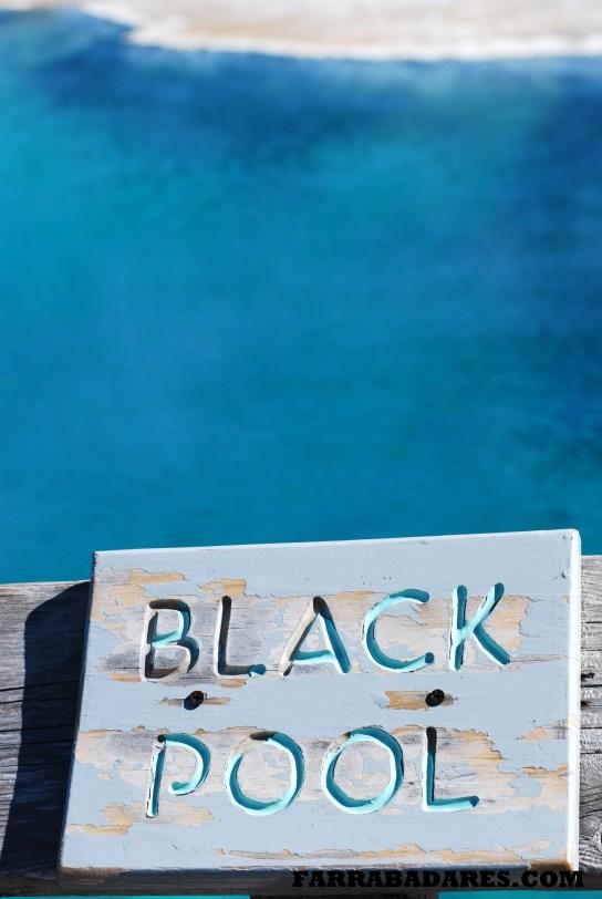 Black Pool - piscina preta
