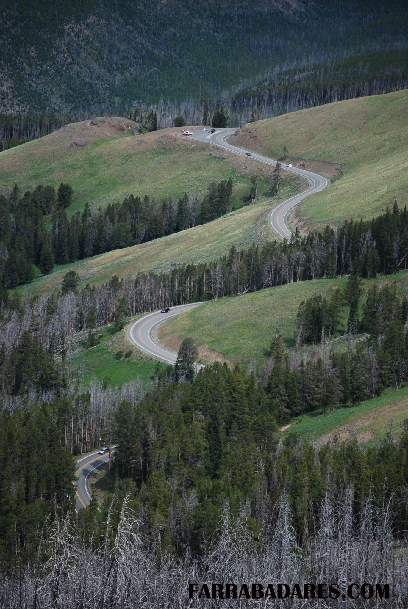 Trilha do Monte Washburn