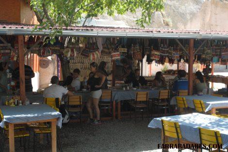 Soganli Vale - restaurante