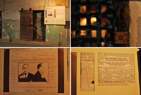 Eastern State Penitentiary - Al Capone
