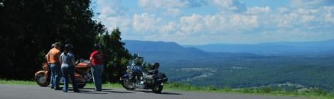 Um final de semana em Shenandoah National Park