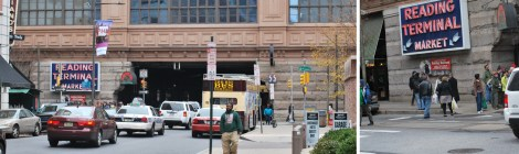 O Mercado de Philadelphia - Reading Terminal Market