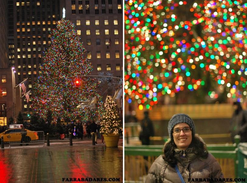 Árvore de Natal do Rockefeller Center - Nova York