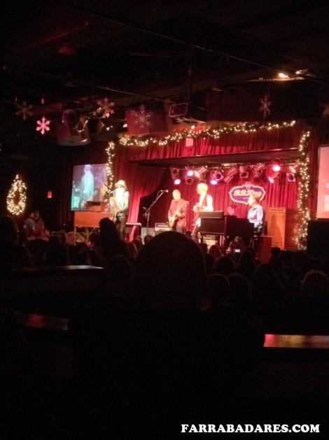 Billy Gibbons no BB Kings - Nova York