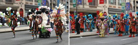 Mummer´s Parade 2014