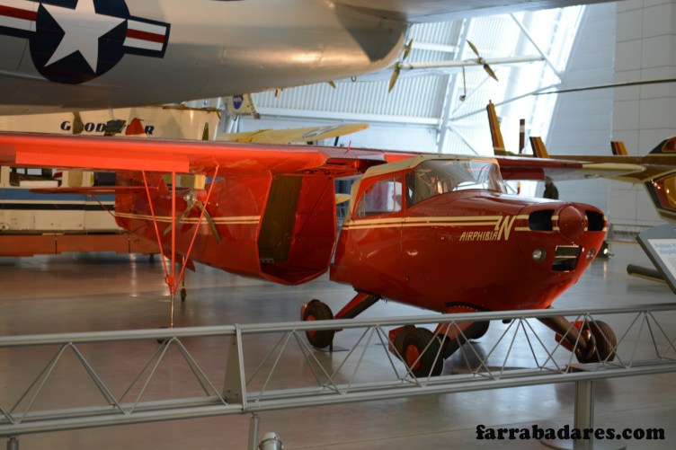 Air and Space Museum em Chantilly