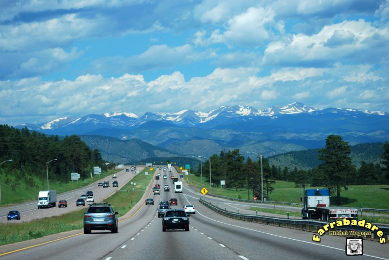 Roadtrip de Denver a Moab - I-70