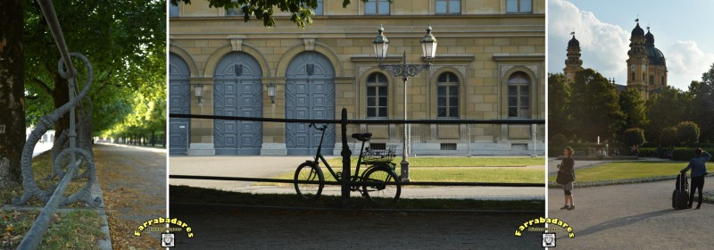 Hofgarten - Munique