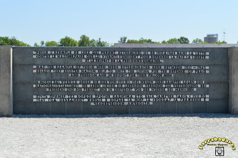Campo de Concentração nazista de Dachau