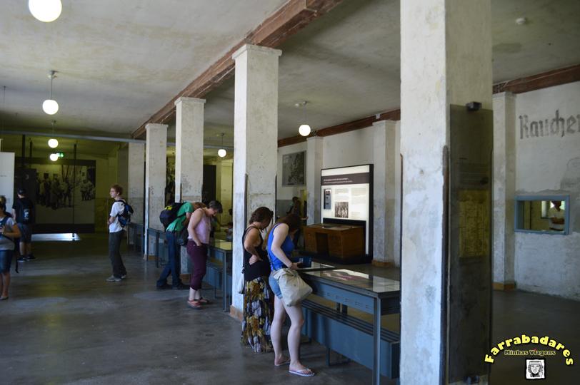 Dachau - museu