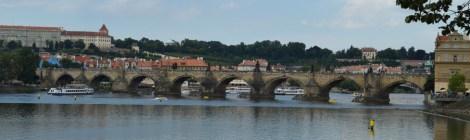 Praga e o charmoso bairro de Mala Strana