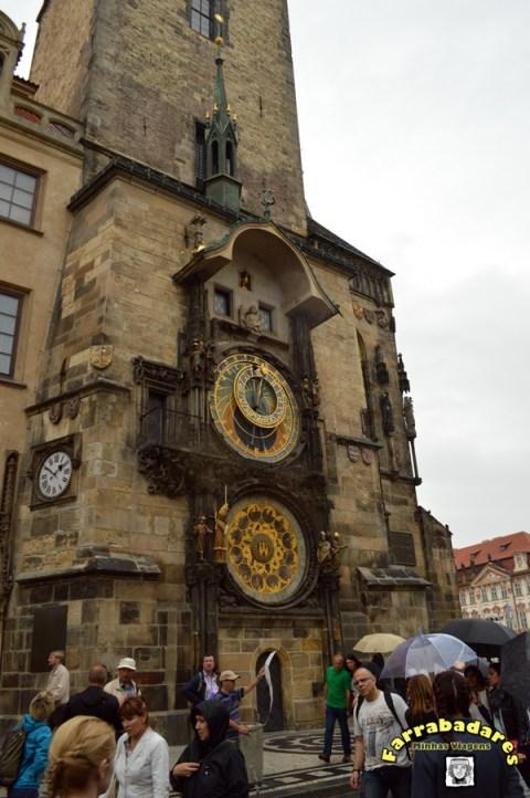 Praga - Relógio Astronômico