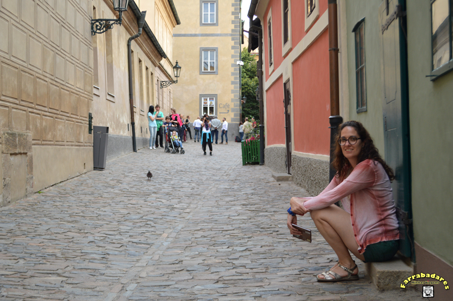 Castelo de Praga - Ruela de Ouro