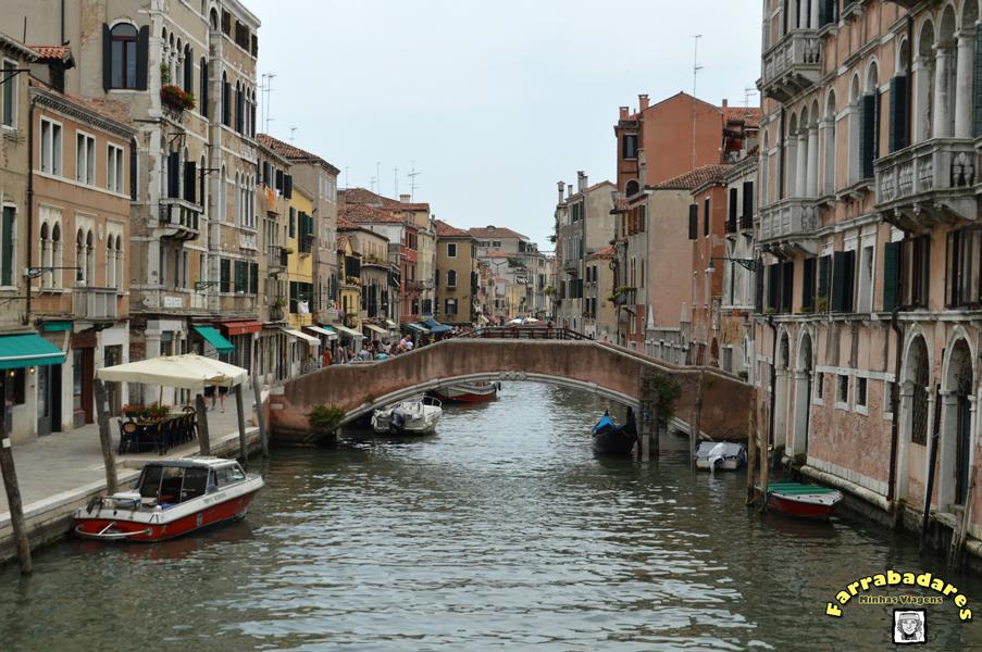Veneza - Cannareggio