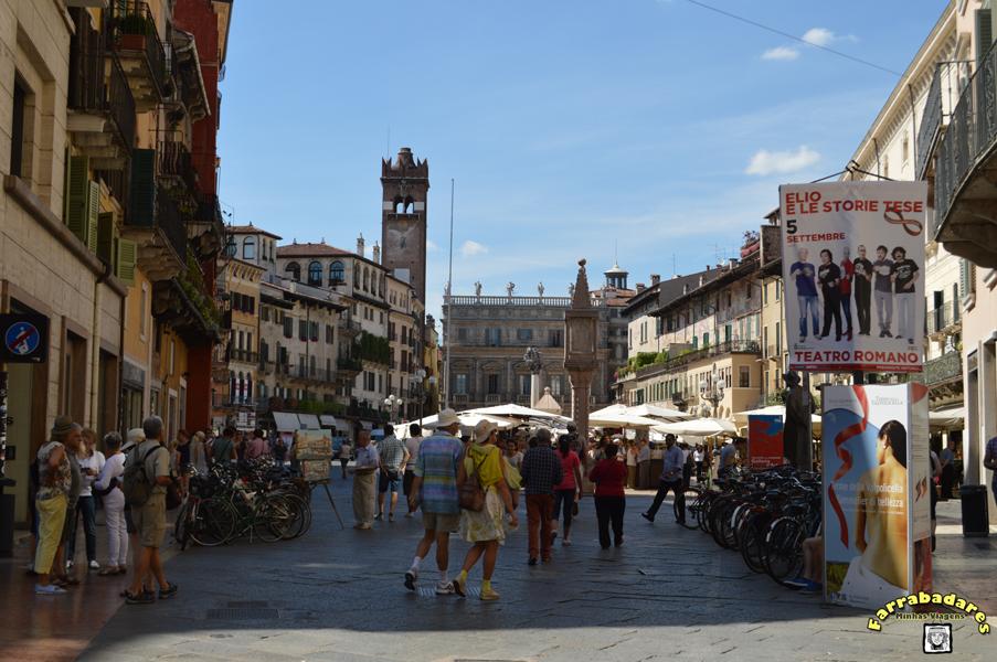Verona - Piazza Erbe e