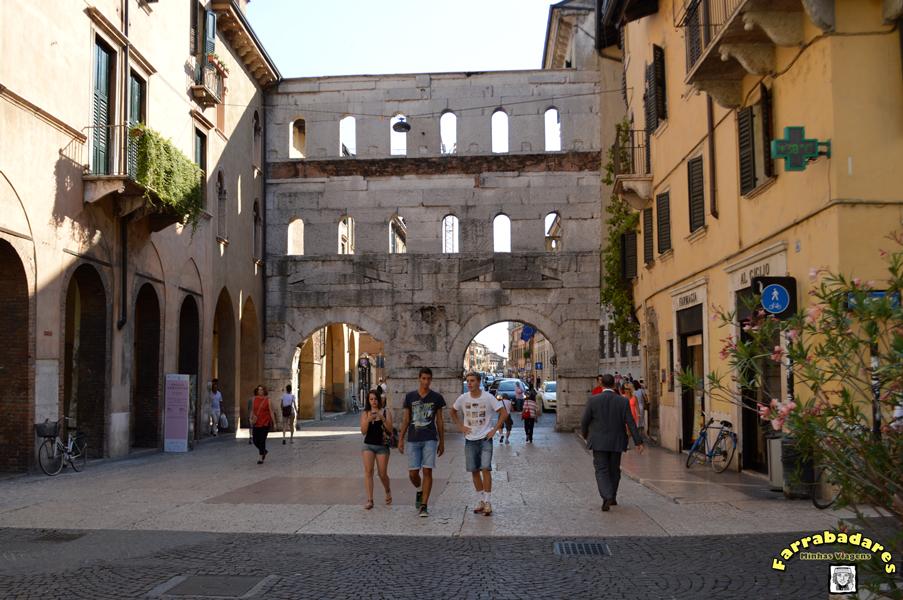 Verona - Porta Borsari