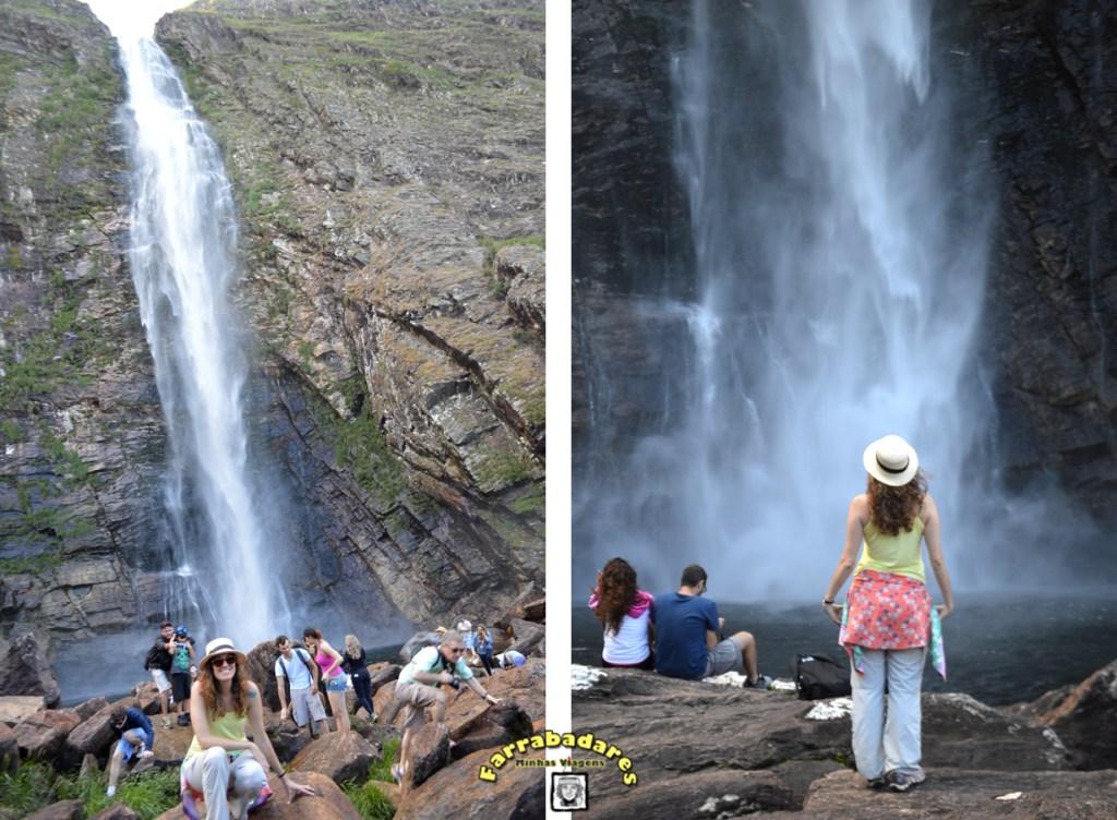Serra da Canastra - Cachoeira Casca D'Anta, parte baixa