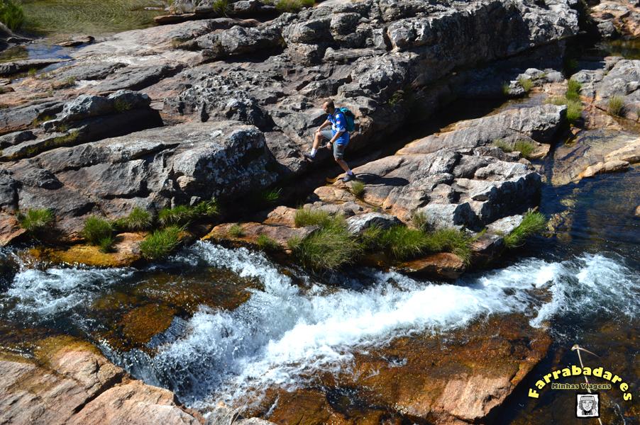 Serra da Canastra - Cachoeira Casca D'Anta, parte alta