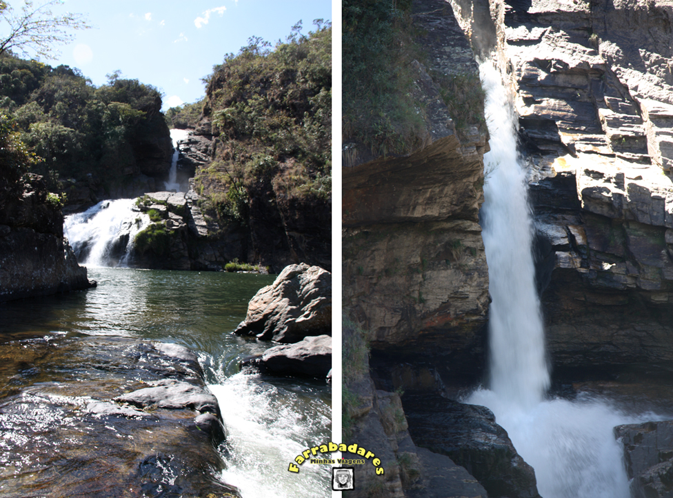 Serra da Babilônia - Cachoeira do Quilombo