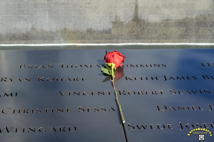 Nova York - Praça do Memorial 11/09