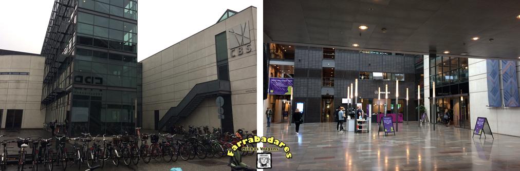 Copenhague Business School - em Frederiksberg - Dinamarca