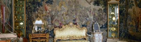 O que fazer Copenhague? Castelo Rosenborg e o Jardim Real