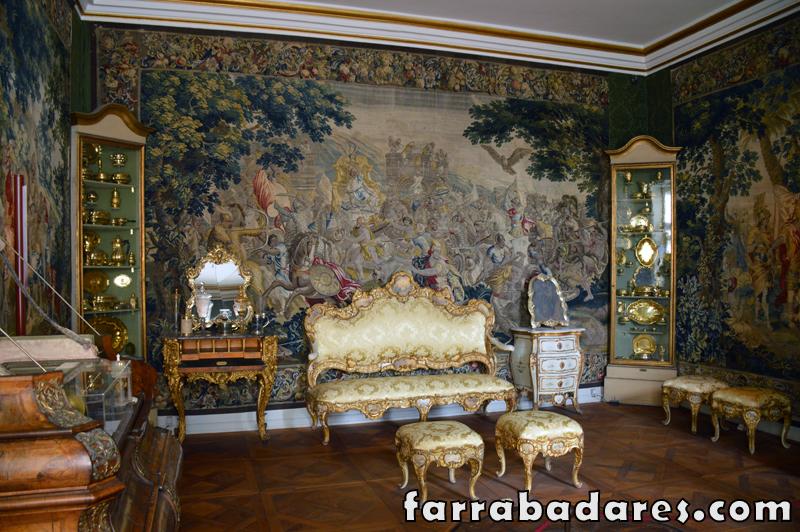 Castelo Rosenborg - Copenhague
