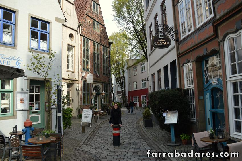 Bremen e todo o encanto do bairro Schnnor
