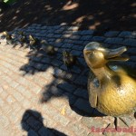 "Make your way for ducklings"" de Robert McCloskey"