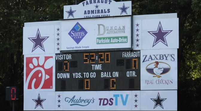 Scoreboard Face Lift is Complete!